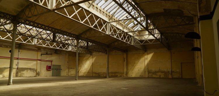 nave loft industrial