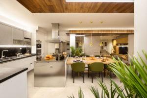 Cocina de Loft Suite