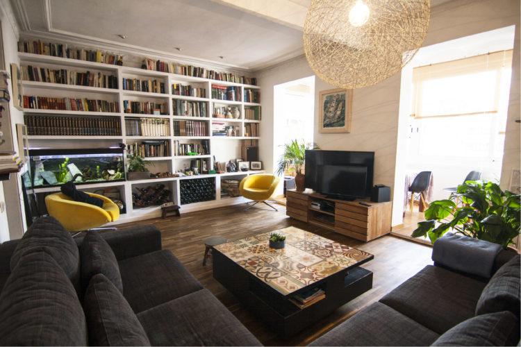 salon de loft two