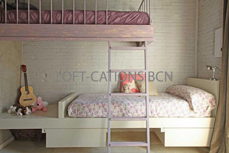 loft pink