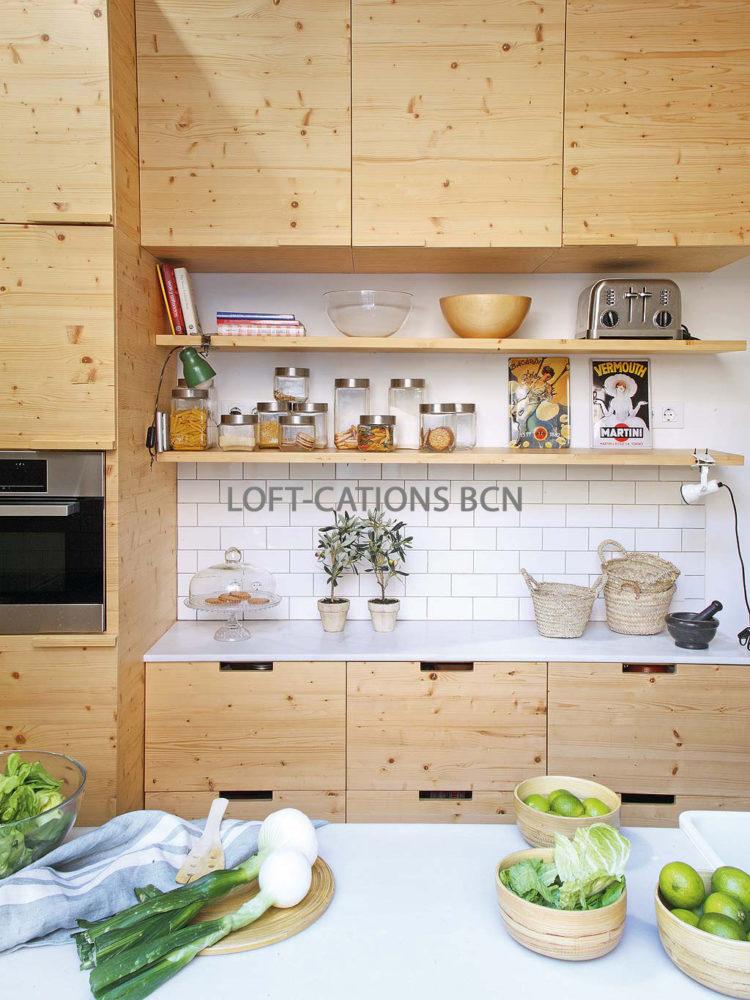 loft yard cocina