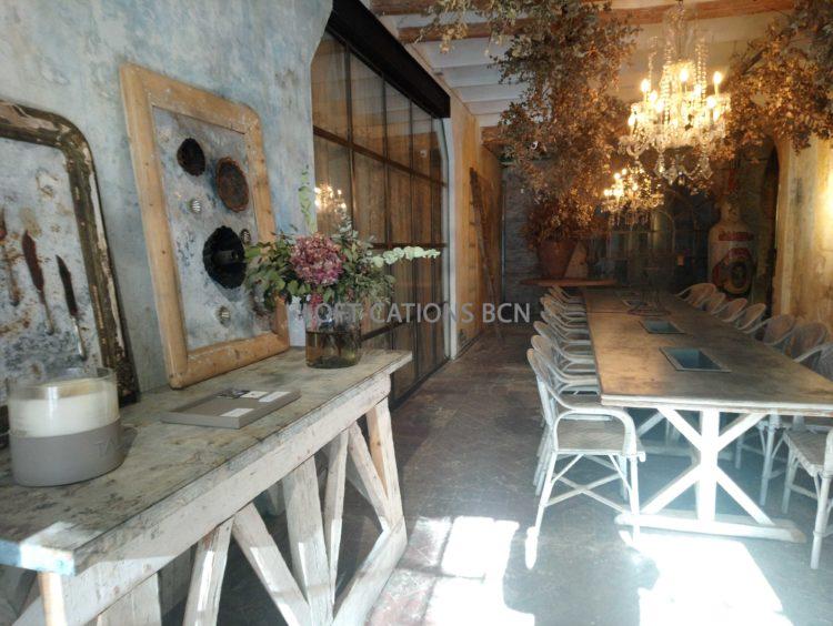 loft romantic sala