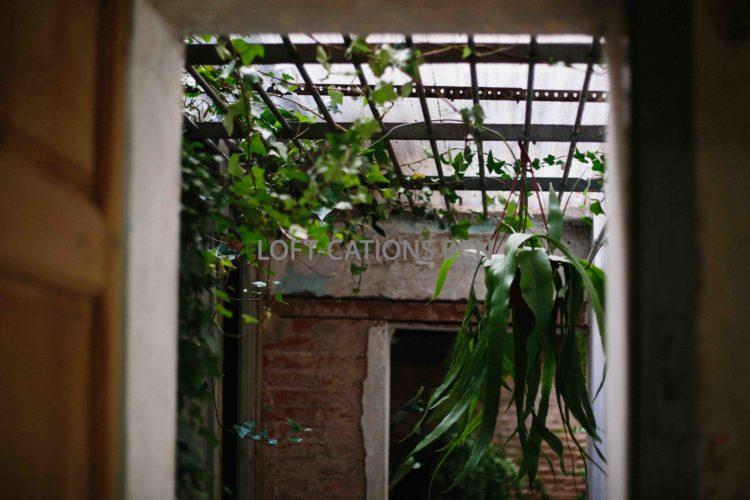 loft flor sala