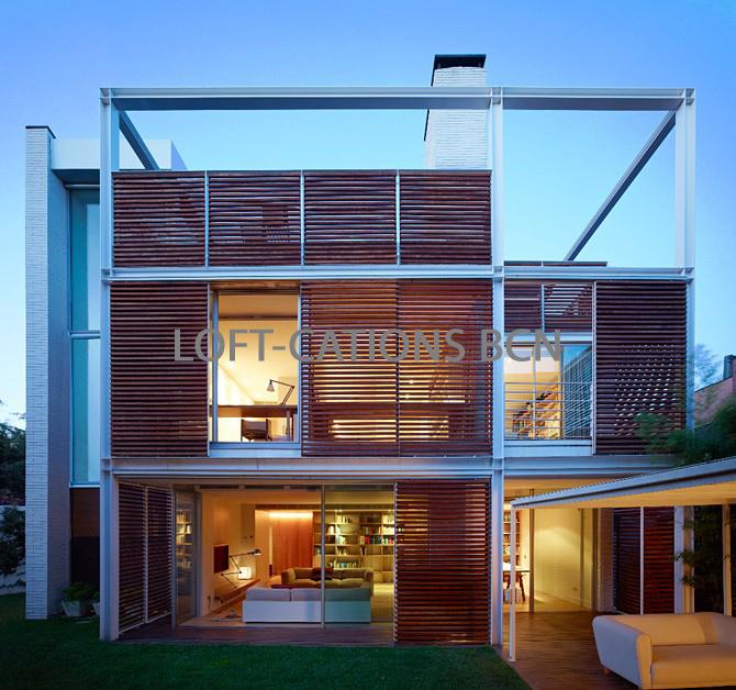 line house