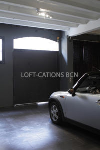 black loft sala