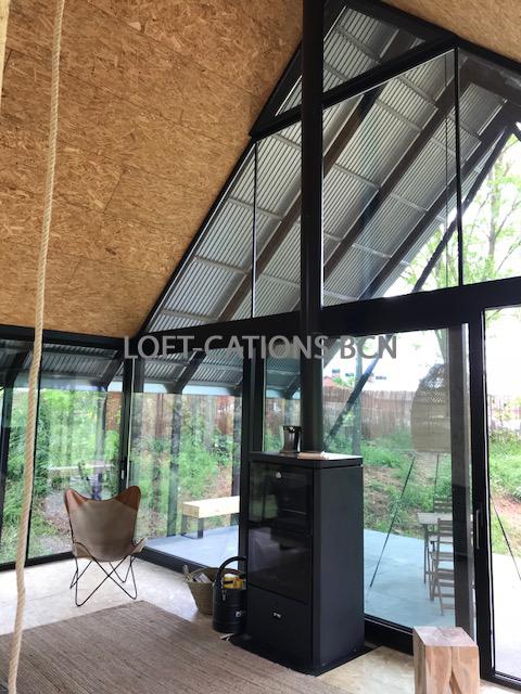 glass loft sala