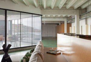 white loft