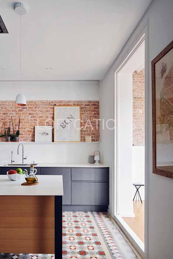 billet kitchen loft